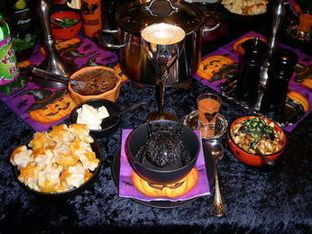 Gross Party Food Ideas for Your Halloween Meal | Halloween Ideas, Props, Recipes, Costumes, and Other Ghoulishly Wonderful Stuff. | Scoop.it
