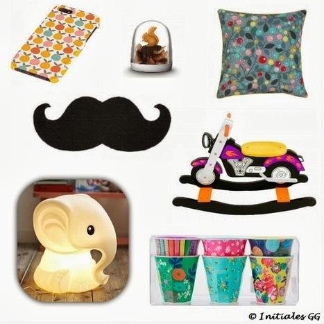 Initiales GG ... : Ma jolie sélection chez mon joli shop... | Déco Design | Scoop.it