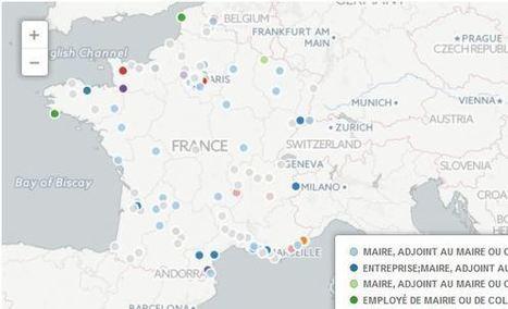 [Carte] Les affaires de corruption impliquant la sphère publique en France | Culture Mission Locale | Scoop.it