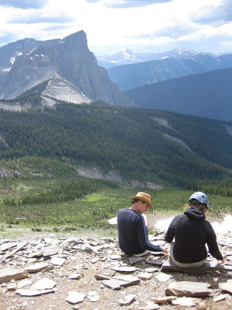 AGU Blogosphere | Mountain Beltway | Hiking to the Burgess Shale | Conformable Contacts | Scoop.it