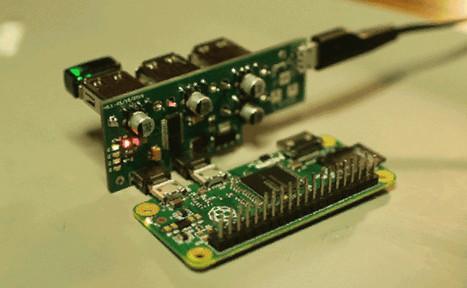 New Angle on Raspberry Pi Zero Hub | Raspberry Pi | Scoop.it
