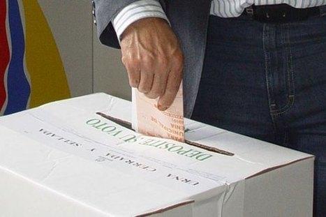 Los once delitos electorales que contempla la Ley colombiana | Derecho Colombiano | Scoop.it