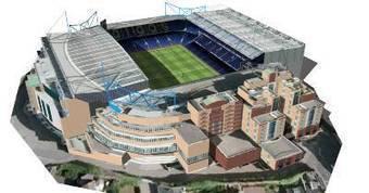 Stamford Bridge by dizzyHARSH - 3D Warehouse | 3D Model | Scoop.it