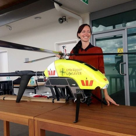Drones to help prepare and recover from natural disasters as part of trial | Geogeeks | Scoop.it