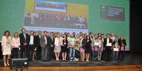 La startup FittingBox grande gagnante des Trophées du numérique | Midi-Pyrénées en action pour l'emploi | Scoop.it
