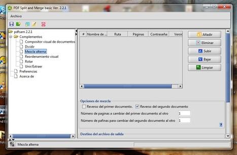 Prueba esta herramienta para reordenar o separar fácilmente documentos PDF | Searching & sharing | Scoop.it