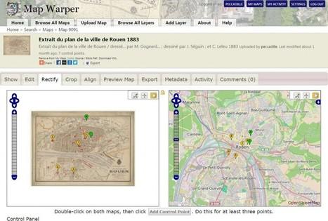Cartographie numérique pour débutant – Isidore et Ganesh | Cartes libres et médiation numérique | Scoop.it