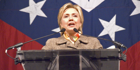 Hillary Clinton and The F-Word | Fabulous Feminism | Scoop.it