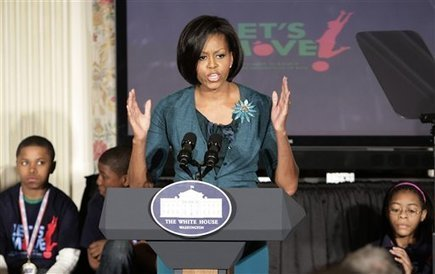 Nike and Michelle Obama team up to improve physical education in nation's youth - KicksOnFire.com | High School Dance | Scoop.it