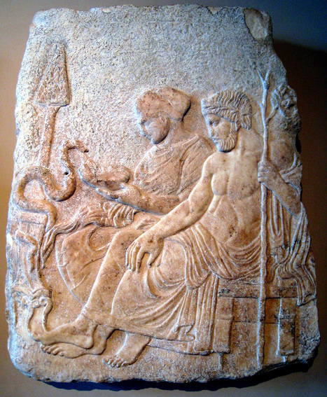 Koronis' Death and the Birth of Asclepius | LVDVS CHIRONIS 3.0 | Scoop.it