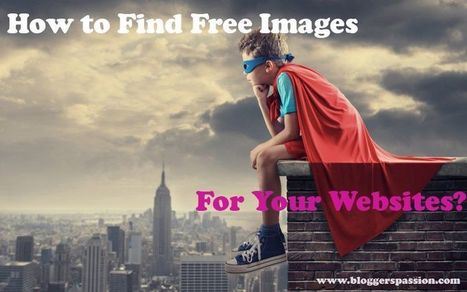 Free Images: Free Stock Photo Websites to Find High Resolution Images | Know & Go | Scoop.it