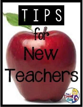 Tips for New Teachers   Cool School Ideas   Scoop.it