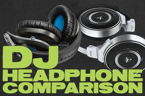 DJ Headphones Comparison | Alldaychemist | Scoop.it
