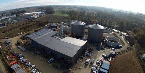 Méthanisation : l'étude qui révèle le gisement aquitain - La Tribune | Agriculture en Dordogne | Scoop.it