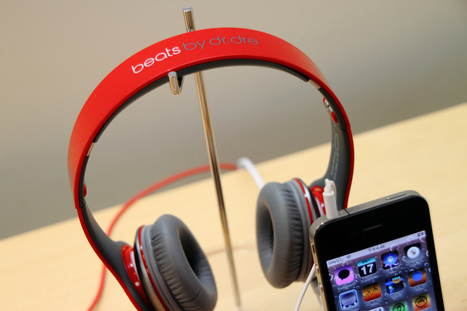 Beats By Dr. Dre is Worth $3.2 Billion, Especially To Apple | Beats-Apple Deal | Scoop.it