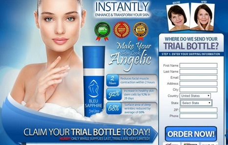 Interested in Bleu Sapphire Serum? - Must Read Before You Try it! | GREAT RESULT OF  Bleu Sapphire Serum | Scoop.it