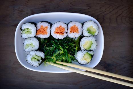 9 vegan sushi recipes for International Sushi Day | Vegan Food | Scoop.it