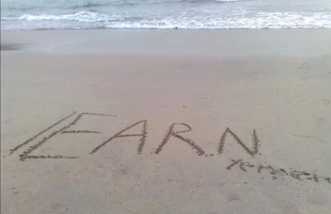 A Line in the Sand for Global Classroom Collaboration   iEARN in Action   Scoop.it