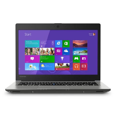 Toshiba Portege Z35-AST3N06 Review - All Electric Review | Laptop Reviews | Scoop.it