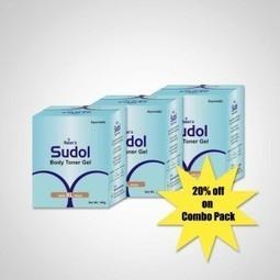 Sudol Gel Combo Pack | Herbal Products | Scoop.it