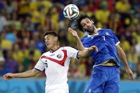 Small Costa Rica gives troubled Central America big boost at World Cup | enjoy yourself | Scoop.it