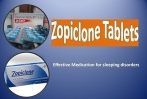 Zopiclone- The Direct Chemical Reactor that Burns Insomnia | Sedativez- Lunesta Online Sleeping Pills | Scoop.it