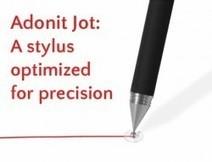 Adonit Jot: The Best Stylus for Academics • academiPad   academiPad   Scoop.it