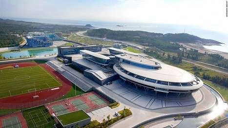 Chinese architecture: Bold or weird? - CNN.com | Innovative & Sustainable Building | Scoop.it