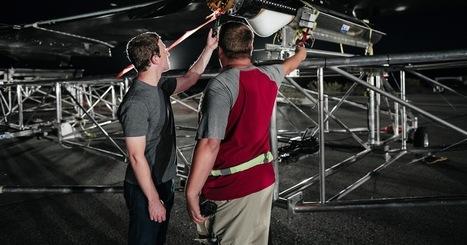 Ceylon Investors Academy: Facebook's solar-powered internet drone takes its first flight   Tech Education   スリランカにて、英語ベースのプログラミング学校開校!   Scoop.it