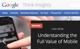 A Guide to Google's Think Insights | cassyput on marketing | Scoop.it