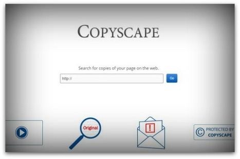 10 great tools to ferret out plagiarized text | MioBook...News! | Scoop.it