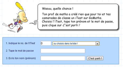 Maths.Box (QCM et évaluation en ligne) | | Moisson sur la toile: sélection à partager! | Scoop.it