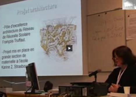 Université de Strasbourg - Monde virtuel et pratique pédagogique en maternelle - Anne Cordonnier | Metatrame | Scoop.it