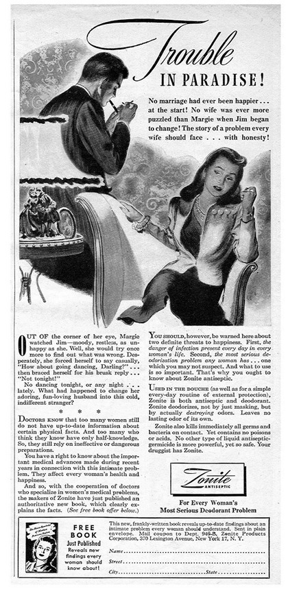8 Sexist Vintage Ads You Have To See To Believe | xposing world of Photography & Design | Scoop.it
