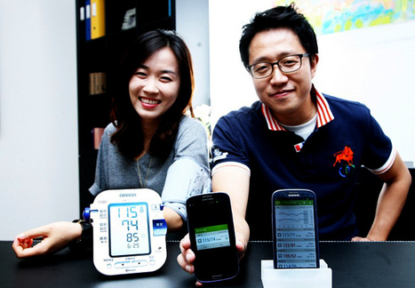 Samsung's S Health for Galaxy S III tracks weight, blood pressure, &more | Salud Publica | Scoop.it