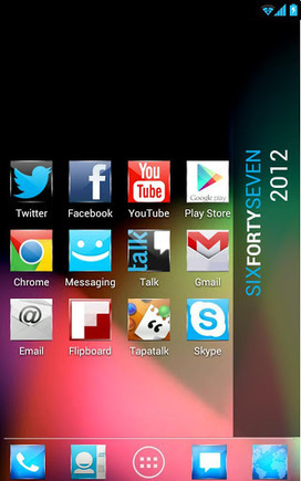 KitKat 4.4 Launcher Theme icon v5 Apk ~ free Android apps and games | free Android apps and games | Scoop.it