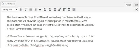 WordPress 4.7 Release date and feature list - Programming Blog | Web tutorials | Scoop.it