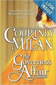 The Governess Affair by Courtney Milan: Book Review | Kindle Book reviews | Scoop.it
