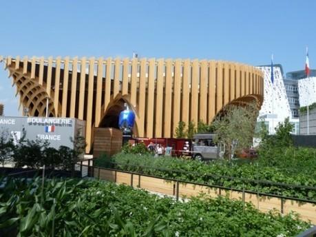 Le Pavillon France de l'Expo Universelle de Milan pourrait être démonté et reconstruit à Rungis dans la cité de la gastronomie | Food & chefs | Scoop.it