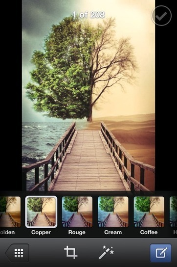Facebook Leapfrogs Twitter, Adds Instagram-Style Photo Filters To iOS Apps First - AllTwitter | News You Can Use - NO PINKSLIME | Scoop.it