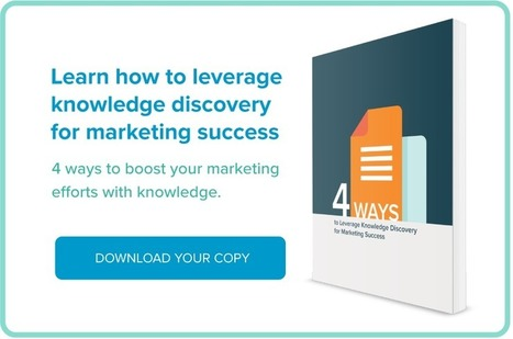 How a Knowledge Discovery Program Elevates Your Content Curation | Content Marketing & Content Curation Tools For Brands | Scoop.it
