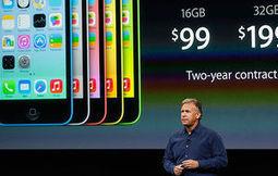 Lo que se esconde detrás de la 'C' del nuevo iPhone 'low cost' de ... - El Confidencial | Tecnologías | Scoop.it