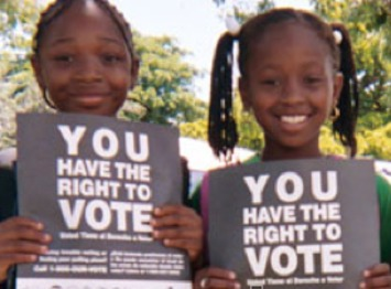 Tell Congress: Save the Voting Rights Act   Colorful Prism Of Racism   Scoop.it