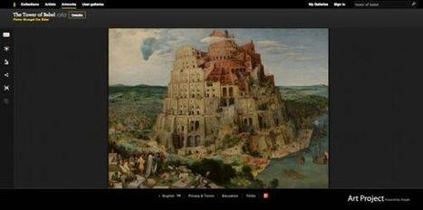 Google+ inicia una serie de hangouts sobre arte desde esta misma semana   Teatro   Espacio Escena   Scoop.it