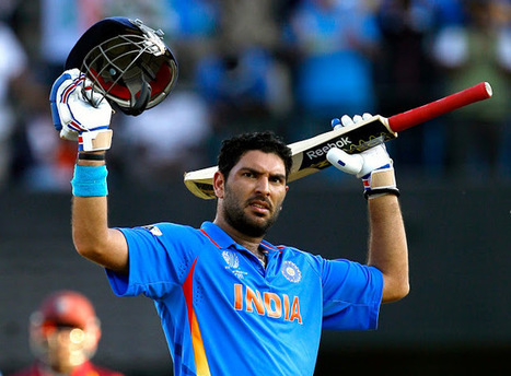 Yuvraj Singh Height, Weight, Age, Affairs/Girlfriends & More | World News | Scoop.it