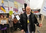 'We'll protest every month over tests' - Norwich campaigners' vow against government's disability project | Mental Health, Politics and LGBT issues | Scoop.it