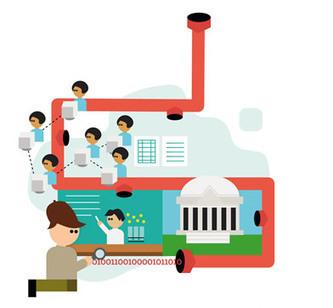Se former en ligne au datajournalisme | Le blog multimédia - AJP.be | Data journalisme | Scoop.it