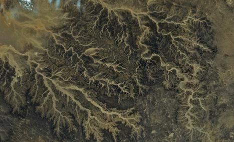 Google Earth Fractals | Arte y Cultura en circulación | Scoop.it