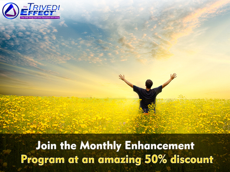 Join the Monthly Enhancement Program at an amazing 50% discount | Mahendra Trivedi | Scoop.it