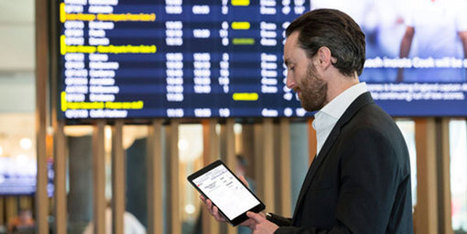 Qantas launches interactive digital experience in Australian airport lounges | Airport Technology, Trends & News | Scoop.it
